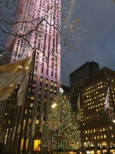 Christmas NYC 2015