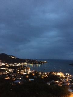 St. Thomas Mafolie view