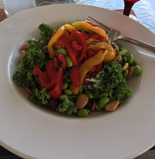 Salad St Thomas