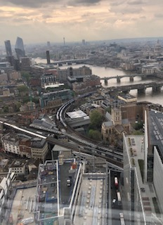 pic London view from The Shard